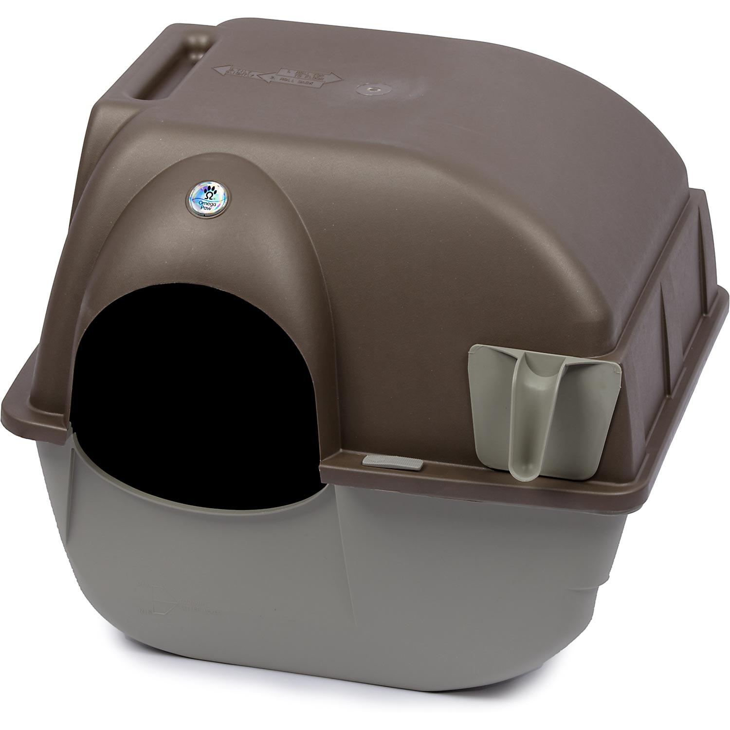 Omega Paw Self Cleaning Litter Box Review One Of The Most Famous Cat